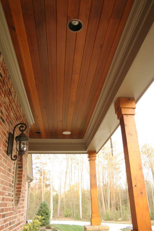 Western Red Cedar Paneling